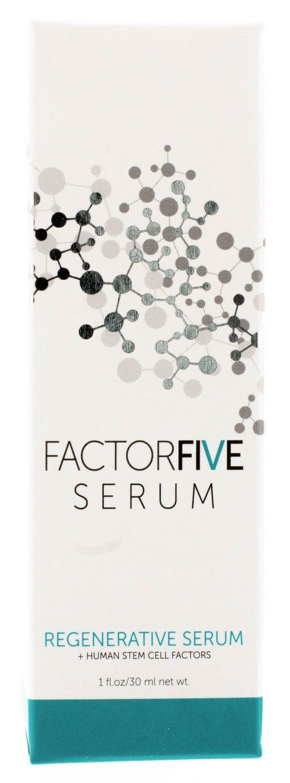 Factor Five Serum Regenerative Stem Cell Serum