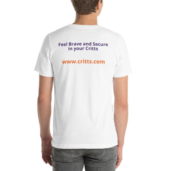 Critts short-sleeve unisex T-Shirt