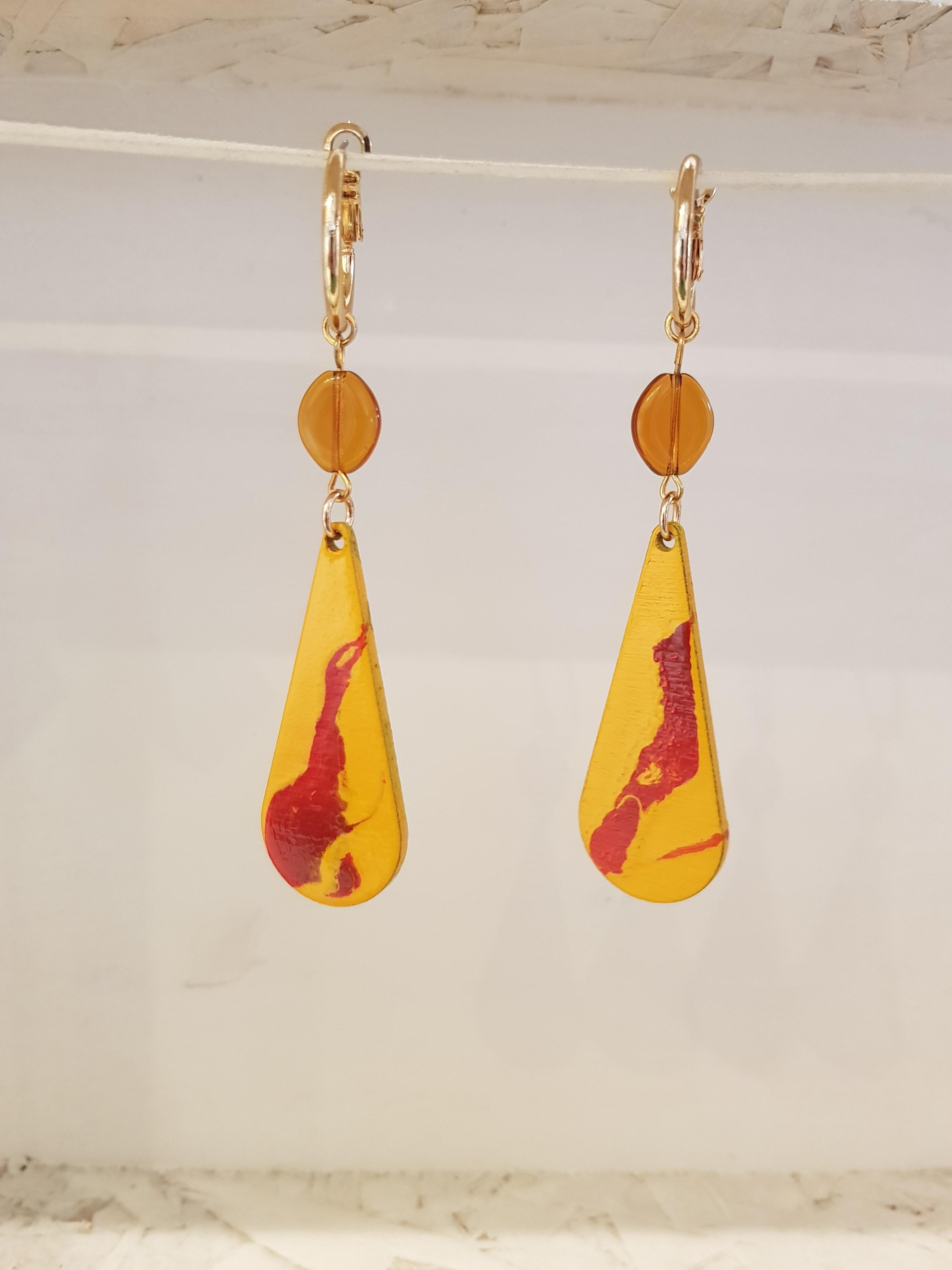 earrings Liza 00138
