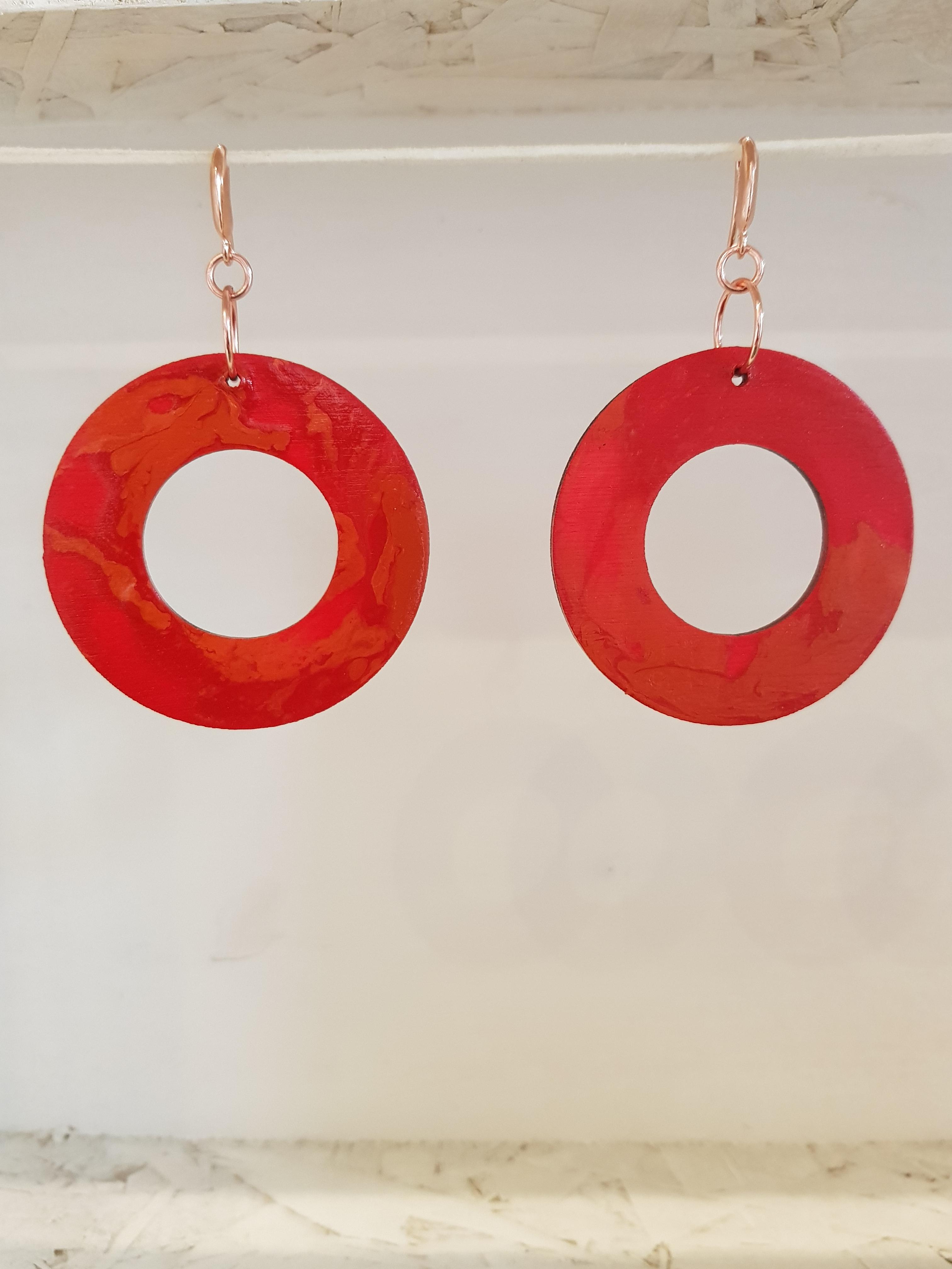 earrings Grace 00140