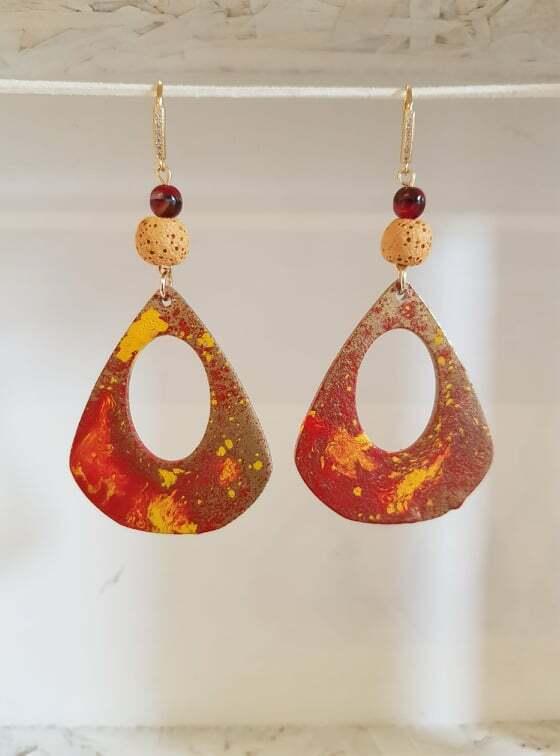 earrings Suze 00142