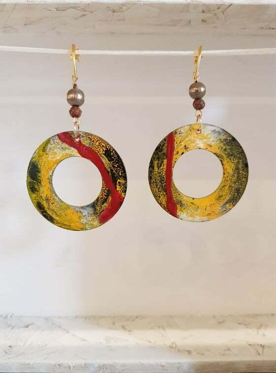 earrings Gabrielle 00146