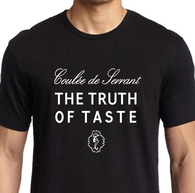 Coulee de Serrant Nicolas Joly Savennieres Chenin Blanc Biodynamic Wine T-shirt