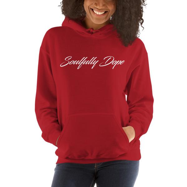Soulfully Dope Unisex Heavy Blend Hooded Sweatshirt 00075