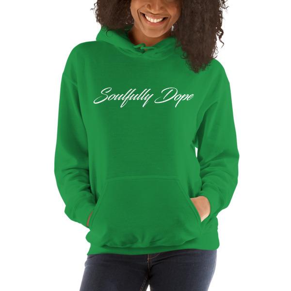 Soulfully Dope Unisex Heavy Blend Hooded Sweatshirt