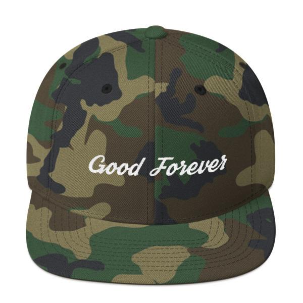 Good Forever Snapback Hat 00100
