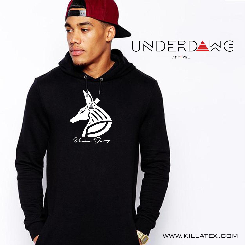 Under Dawg Hooded Sweatshirt 00035