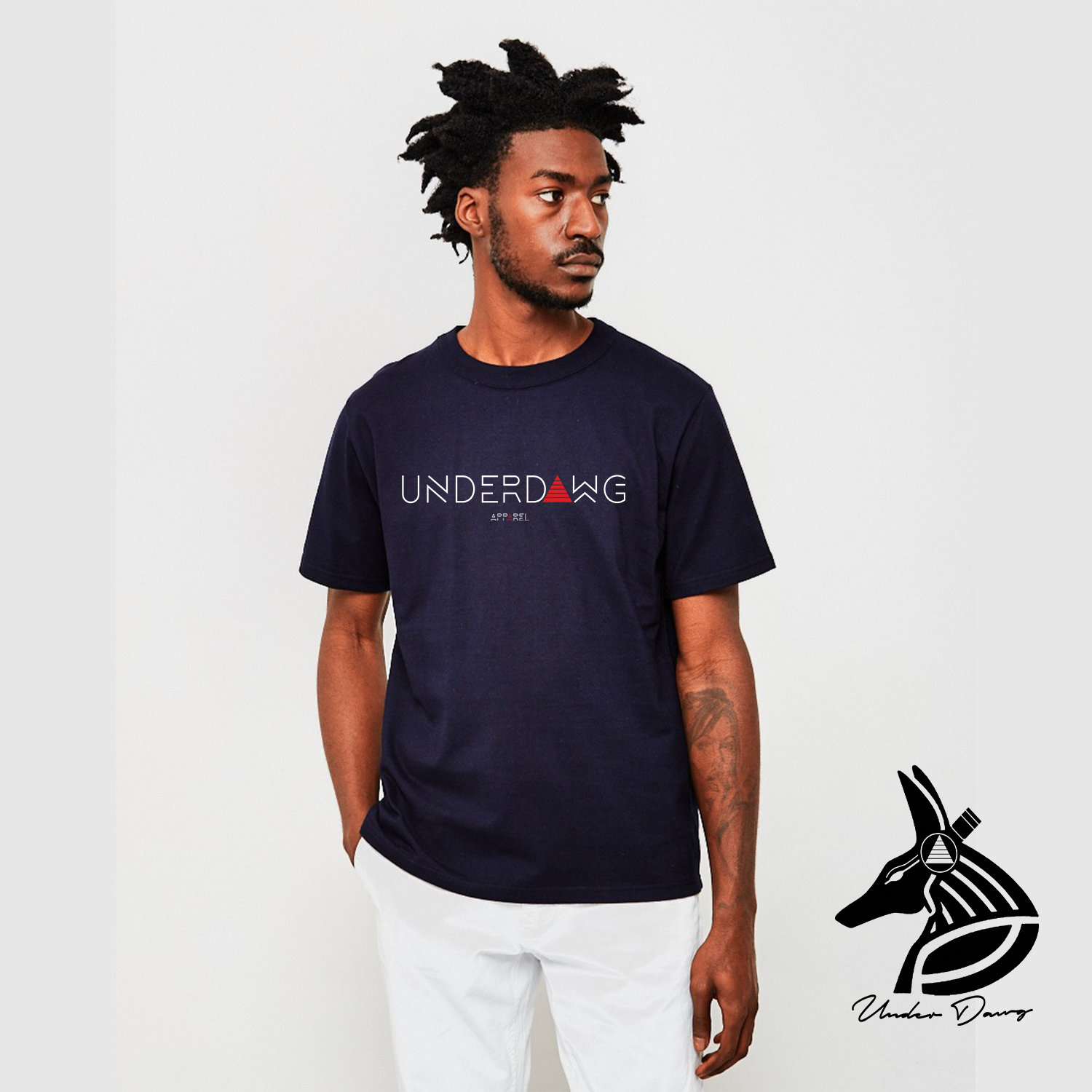 Under Dawg Apparel Short-Sleeve T-Shirt 00032