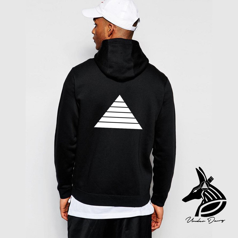 UnderDawg Unisex zip hoodie 00017