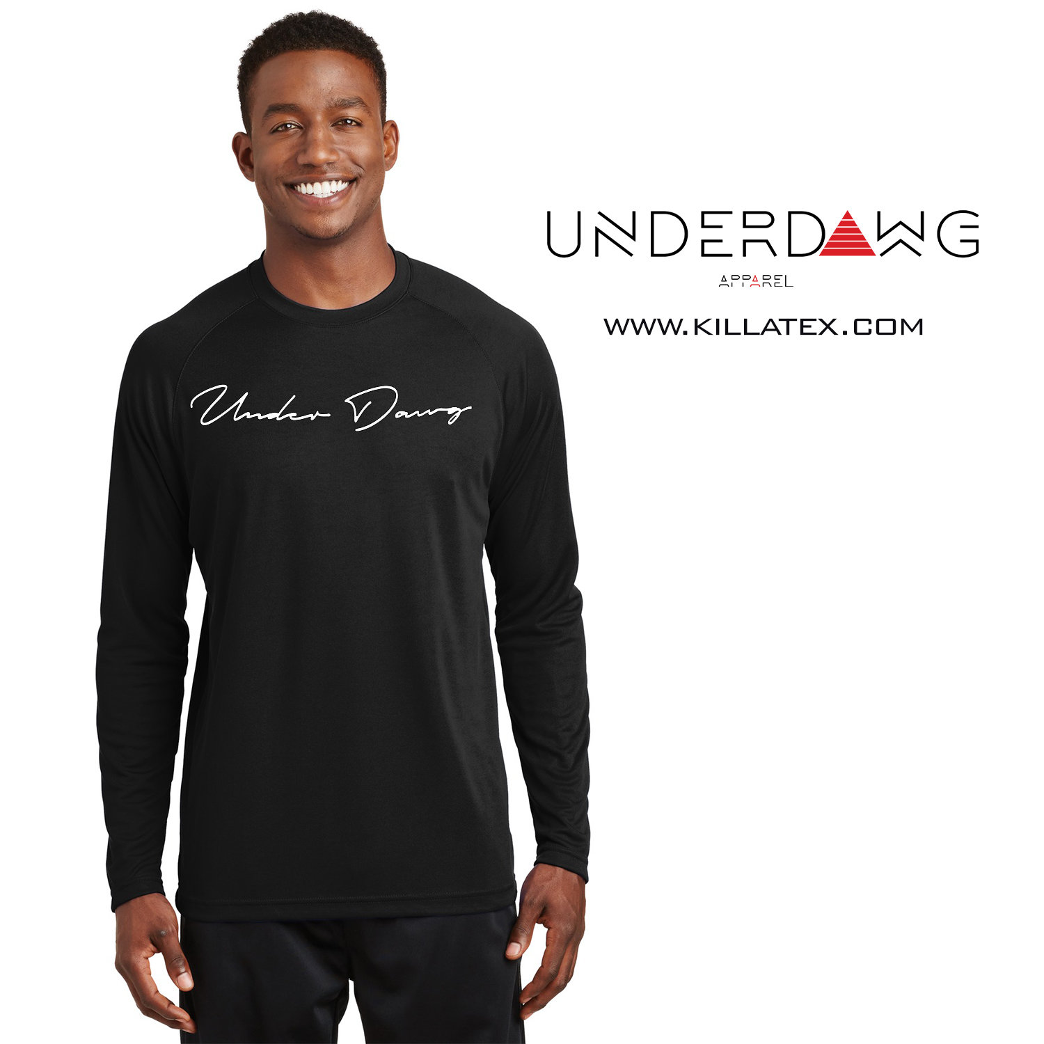 UnderDawg Long Sleeve T-Shirt 00012