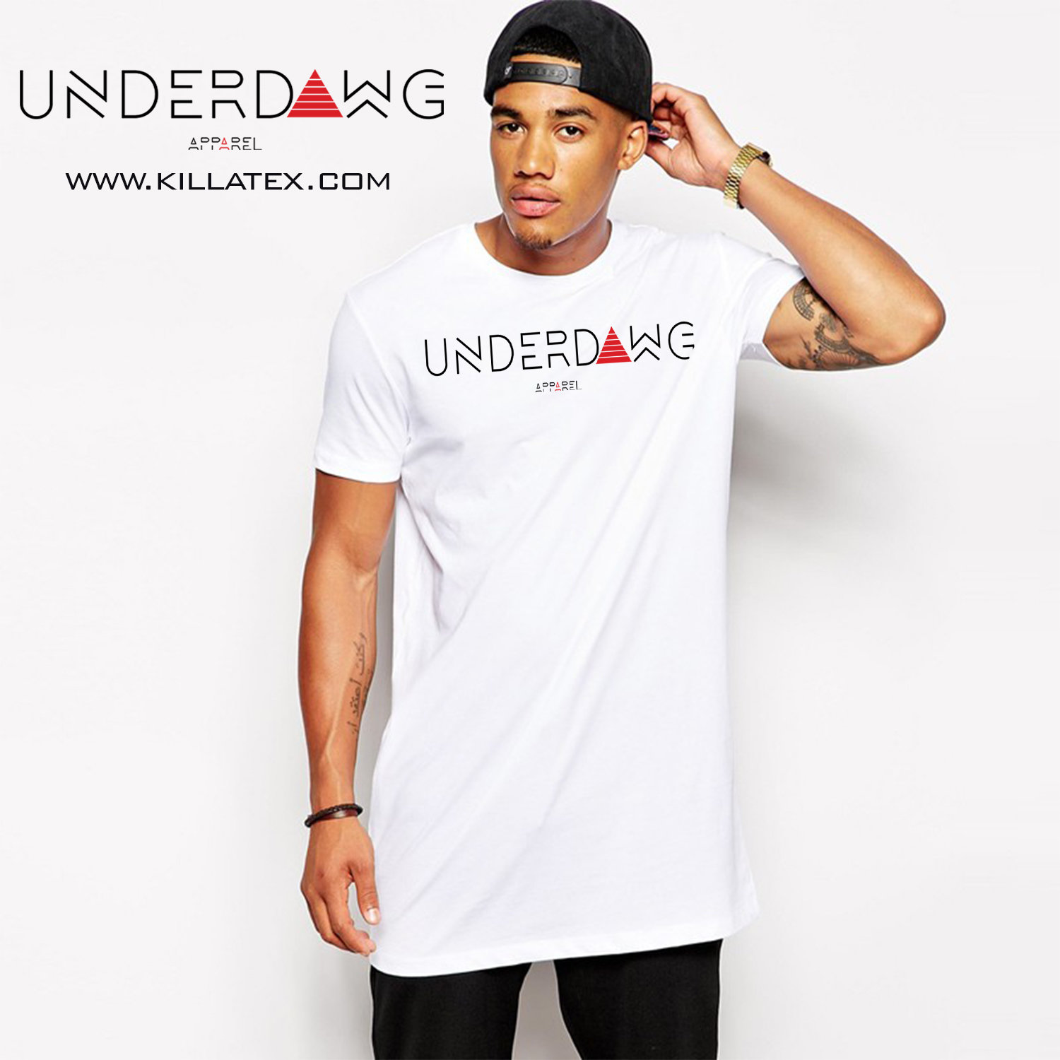 UnderDawg Apparel Short-Sleeve T-Shirt 00033