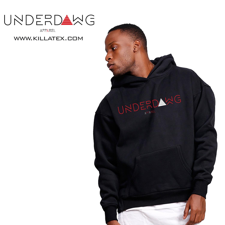 UnderDawg Pyramid Hooded Sweatshirt 00036