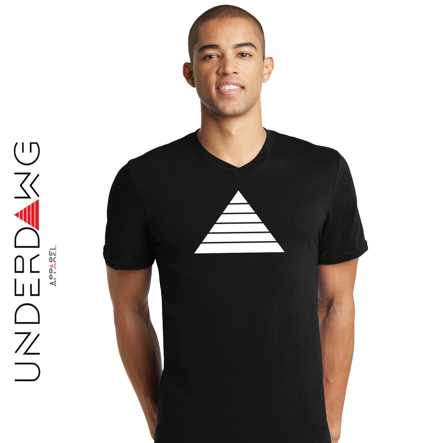 UnderDawg Pyramid Short-Sleeve T-Shirt 00030