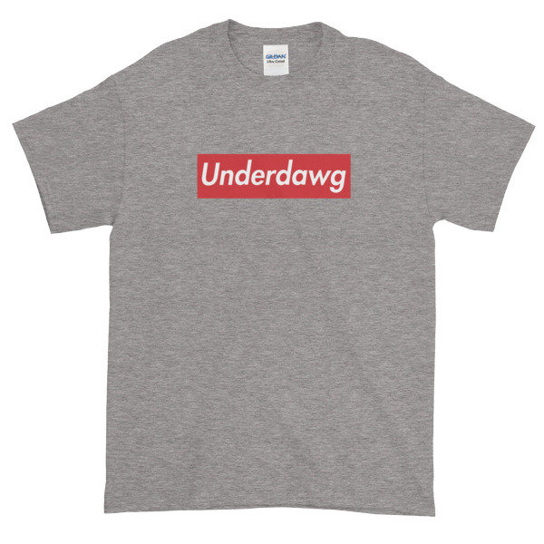 Under Dawg Statement Short-Sleeve T-Shirt