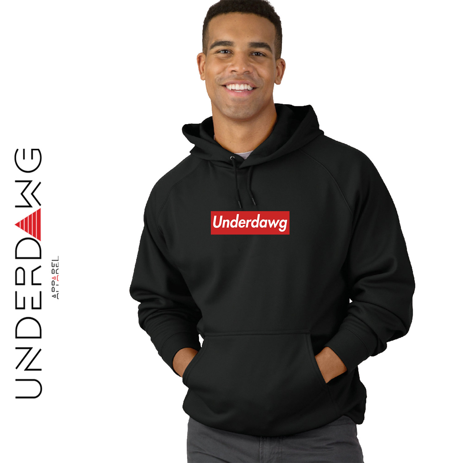 UnderDawg Statement Hooded Sweatshirt 00041