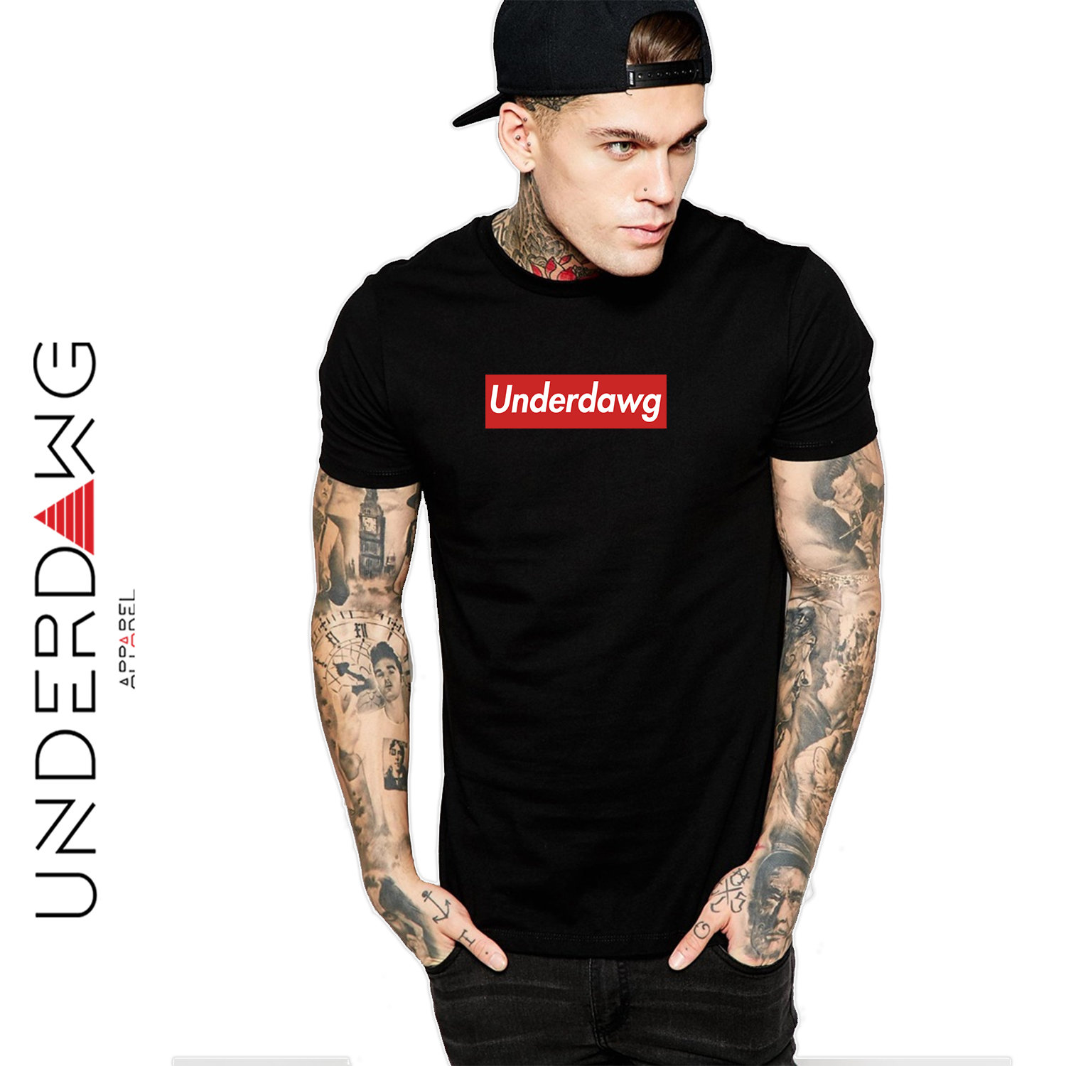 Under Dawg Statement Short-Sleeve T-Shirt 00040
