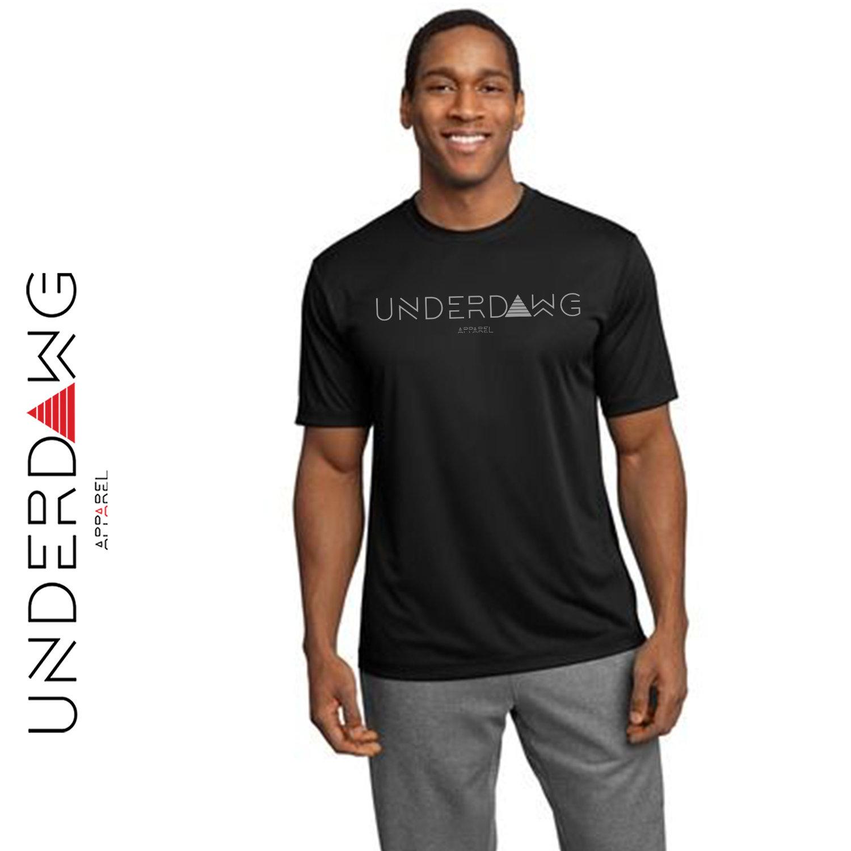 Under Dawg Wolf Short-Sleeve T-Shirt 00049