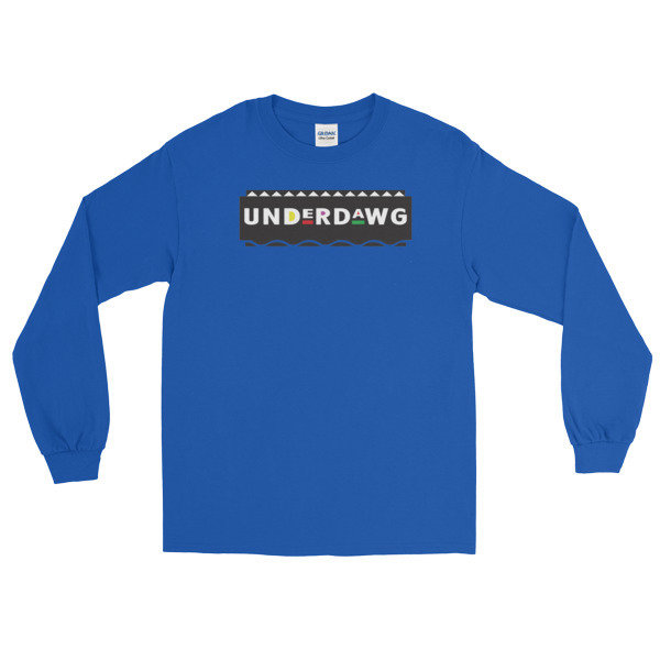 Underdawg 90s Long Sleeve T-Shirt
