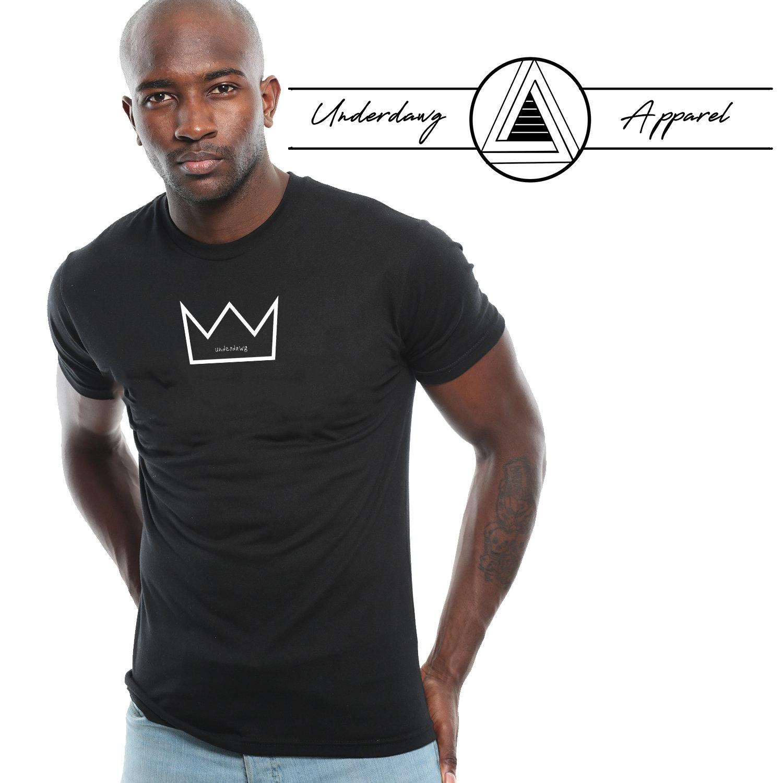 "Underdawg ""KING"" Short sleeve t-shirt 00055"