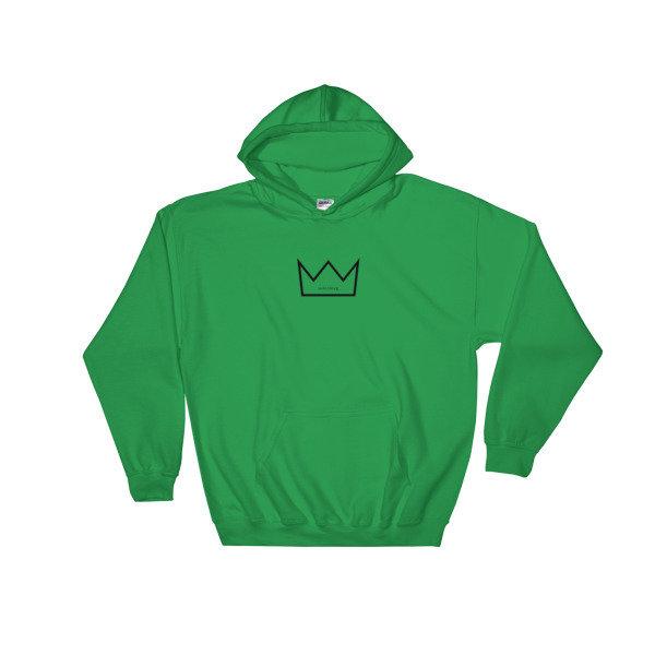 "Underdawg ""KING"" Hooded Sweatshirt"