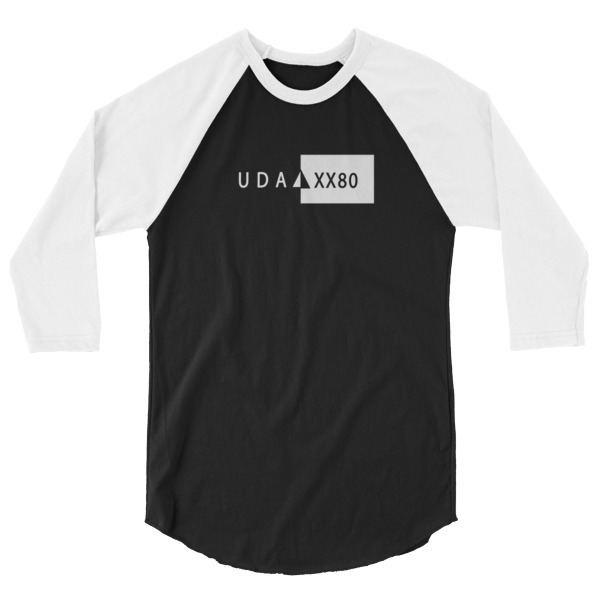 UDAXX80 3/4 sleeve shirt