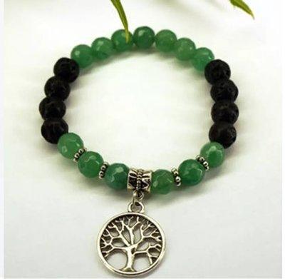 Tree of Life Spiritual Mala Bracelet*