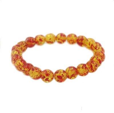 Yellow Fire Bracelet