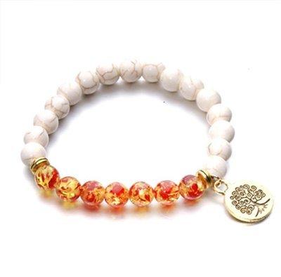 Natural stone bracelet*