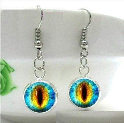 Blue/Green Eye Charm