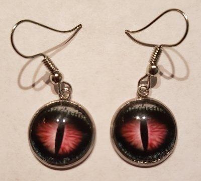 Purple/Black Crystal Eye  Earnings