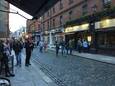 22.-26.5.2020 Etelä-Irlannin kiertomatka. Kilkenny, Hookin majakka, Waterford, Cobh, Cork, Kildare ja Dublin 1195€/2hh