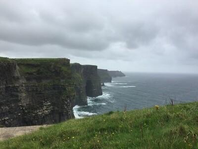 4.-8.7.2020 Wild Atlantic Way -Länsi-Irlannin kiertomatka & Dublin 1200€/2hh