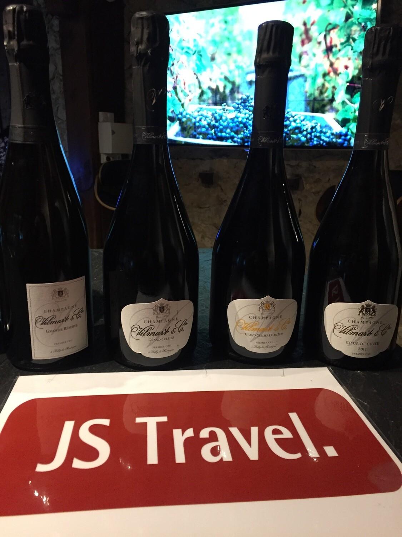 Champagne & Chablis  5.11.-8.11.2020 JULKAISTAAN 16.3.2020