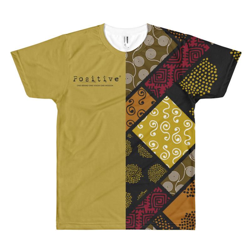 T-shirt POSITIVE - WEAFRICA SUN