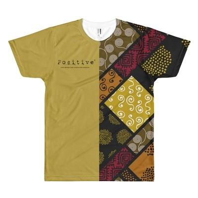 Tshirts POSITIVE - WEAFRICA SUN Uomo