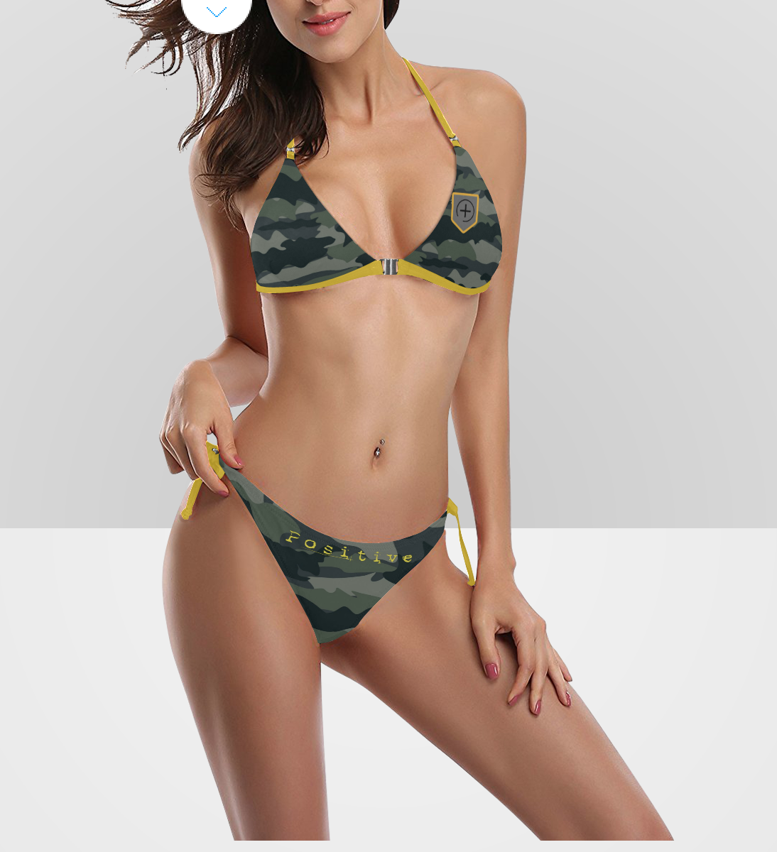 Outlet Bikini CAMOUFLAGE