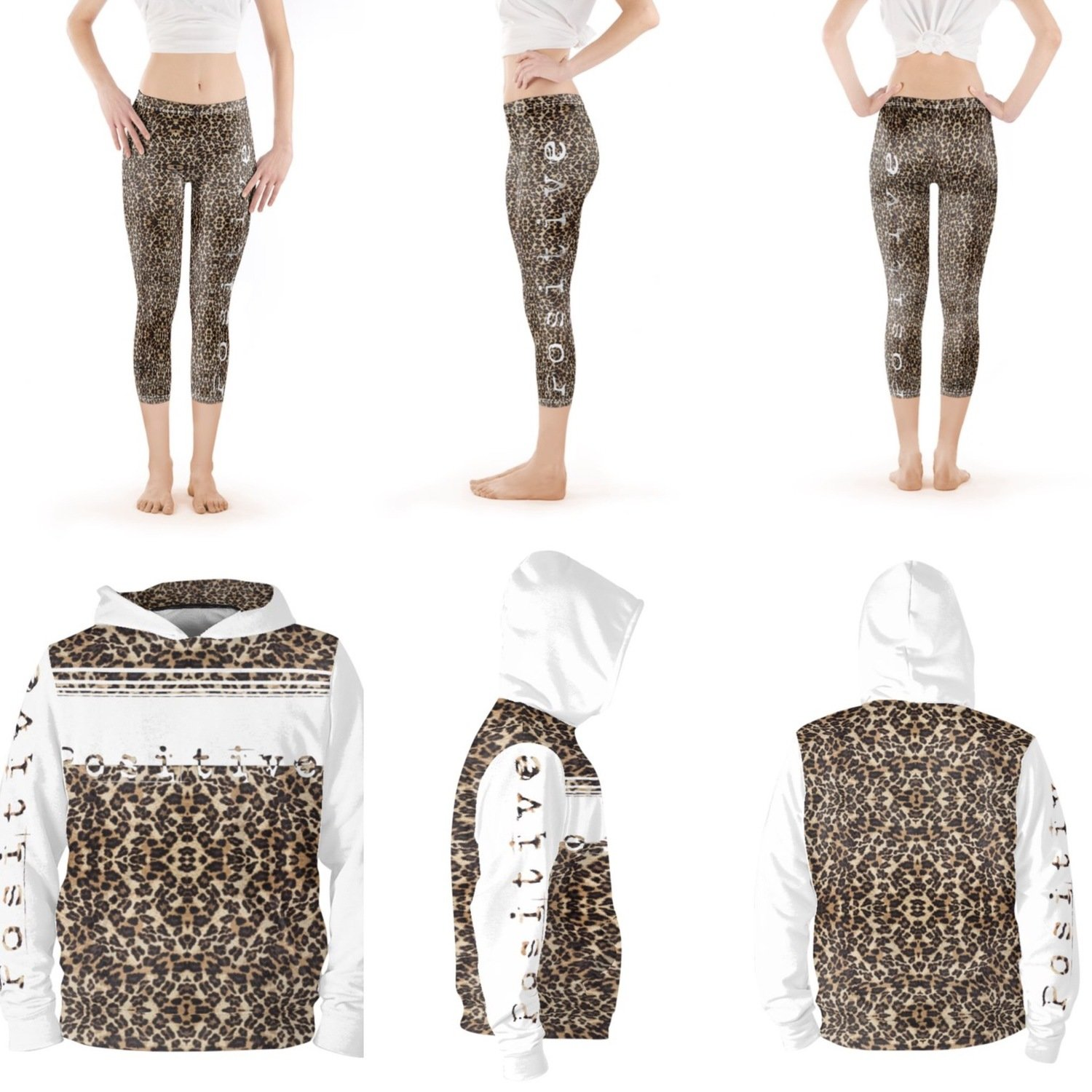 POSITIVE LEOPARD Collection UOMO / DONNA