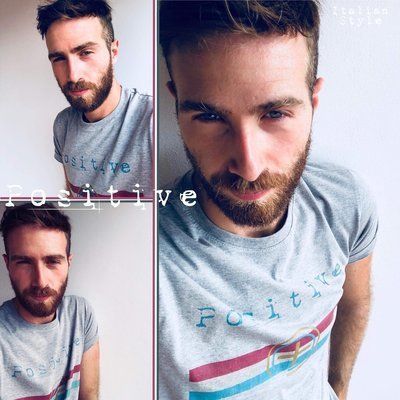 Tshirts POSITIVE Uomo