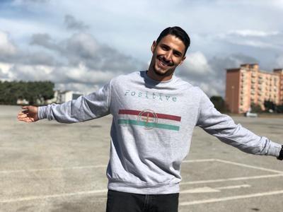 Felpe POSITIVE Uomo Model ITALIAN STYLE