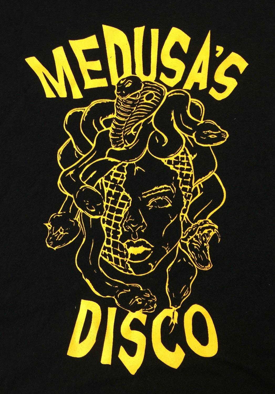 Yellow Medusa Head T-shirt