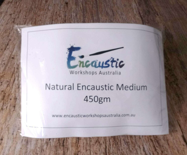 Encaustic Medium Natural Cubes  2250gms (5 Bags)