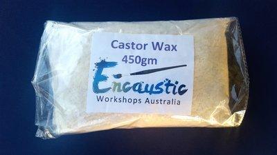 Castor Wax 450gm