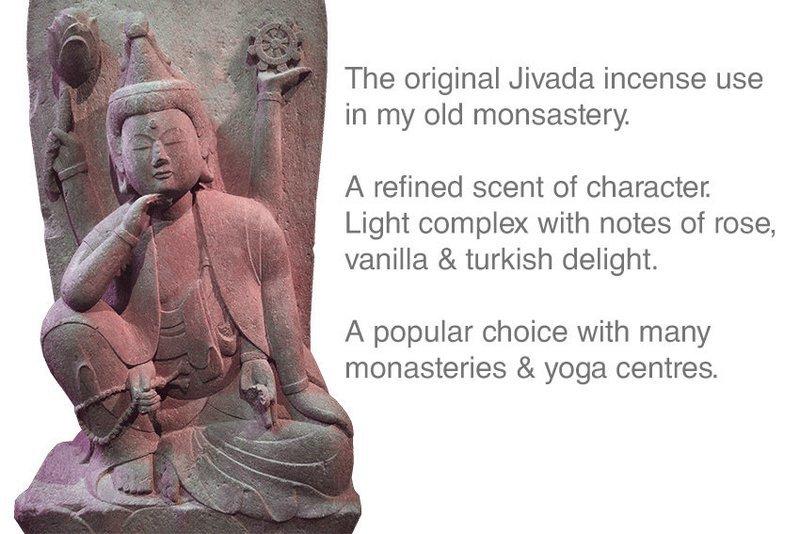 Hanuman Rose Incense 12 Sticks