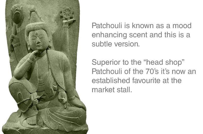 Patchouli Incense 12 Sticks