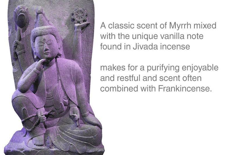 Myrrh Incense 12 Sticks