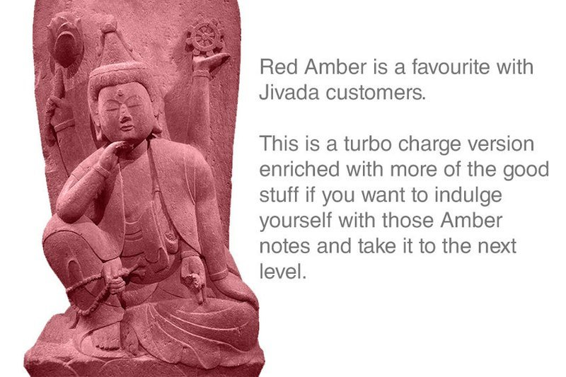 Double Absolute Red Amber Incense 12 Sticks