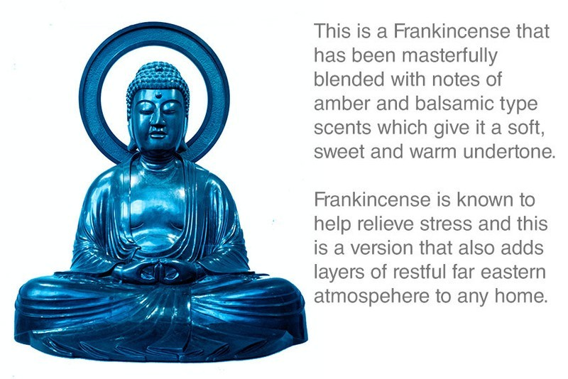 Desert Frankincense Incense 12 Sticks
