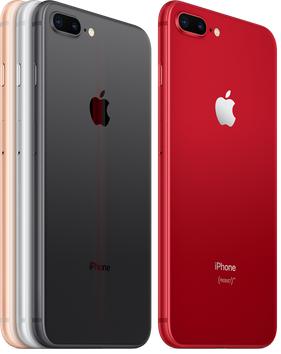 iPhone 8 Plus напрокат