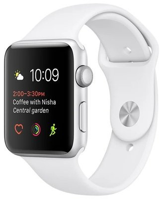 Apple Watch 2 (38 мм) замена дисплея (реплика)