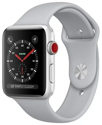 Apple Watch 3 (42 мм) замена дисплея (реплика)